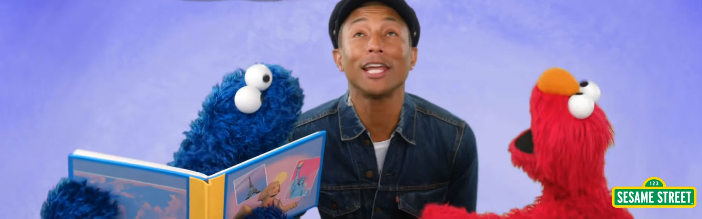 Pharrel elmo header