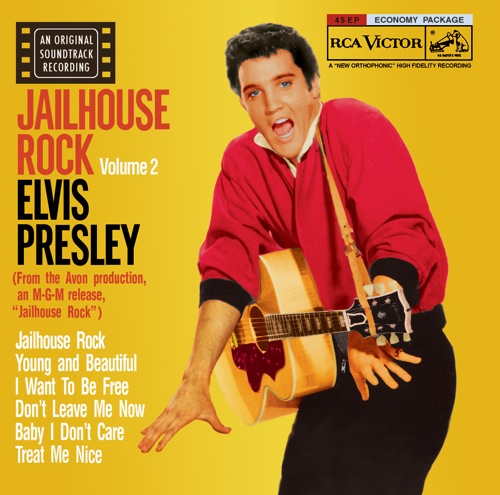 Elvis 20presley 20jailhouse 20rock 20vol 202 20cd 20500