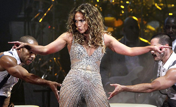 Jennifer lopez tour 2