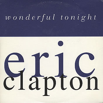 Eric clapton wonderful tonight 51369