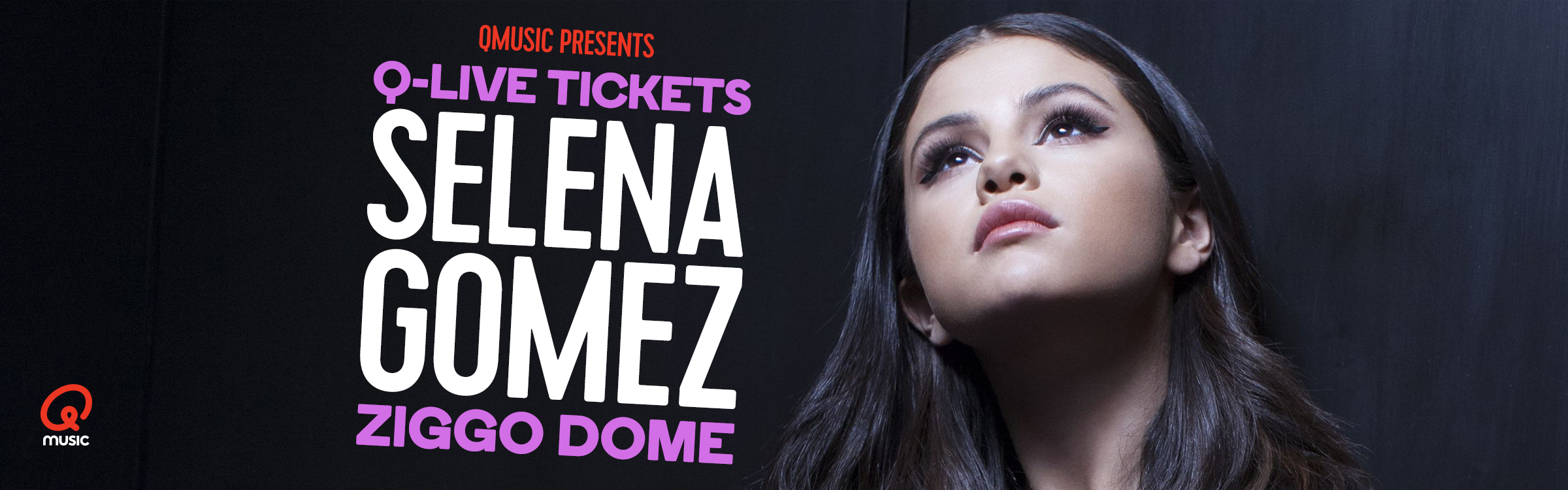 Qmusic actionheader selenag