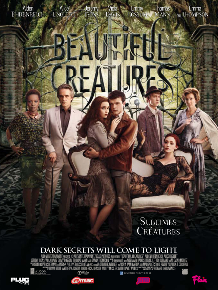 Beautifulcreatures poster