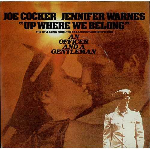 Joe+cocker+ +up+where+we+belong+ +7 22+record 408813