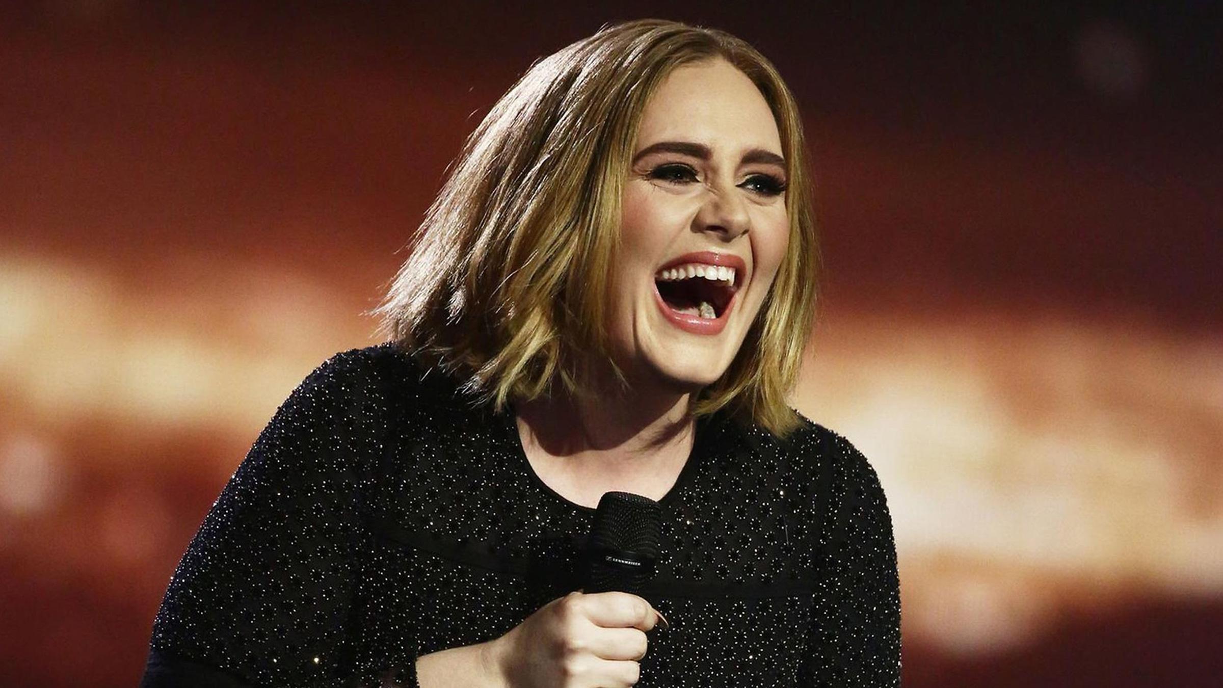 Adele ziggo teaser