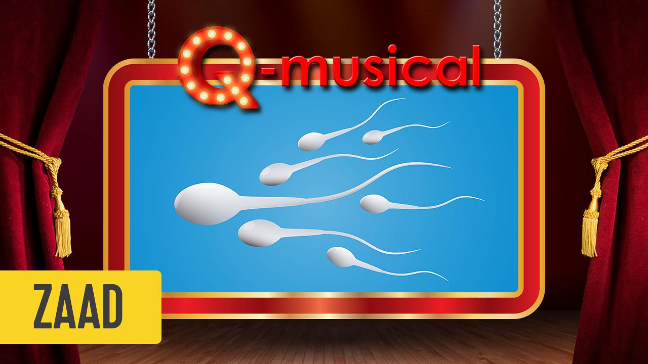 Q musical thumb template