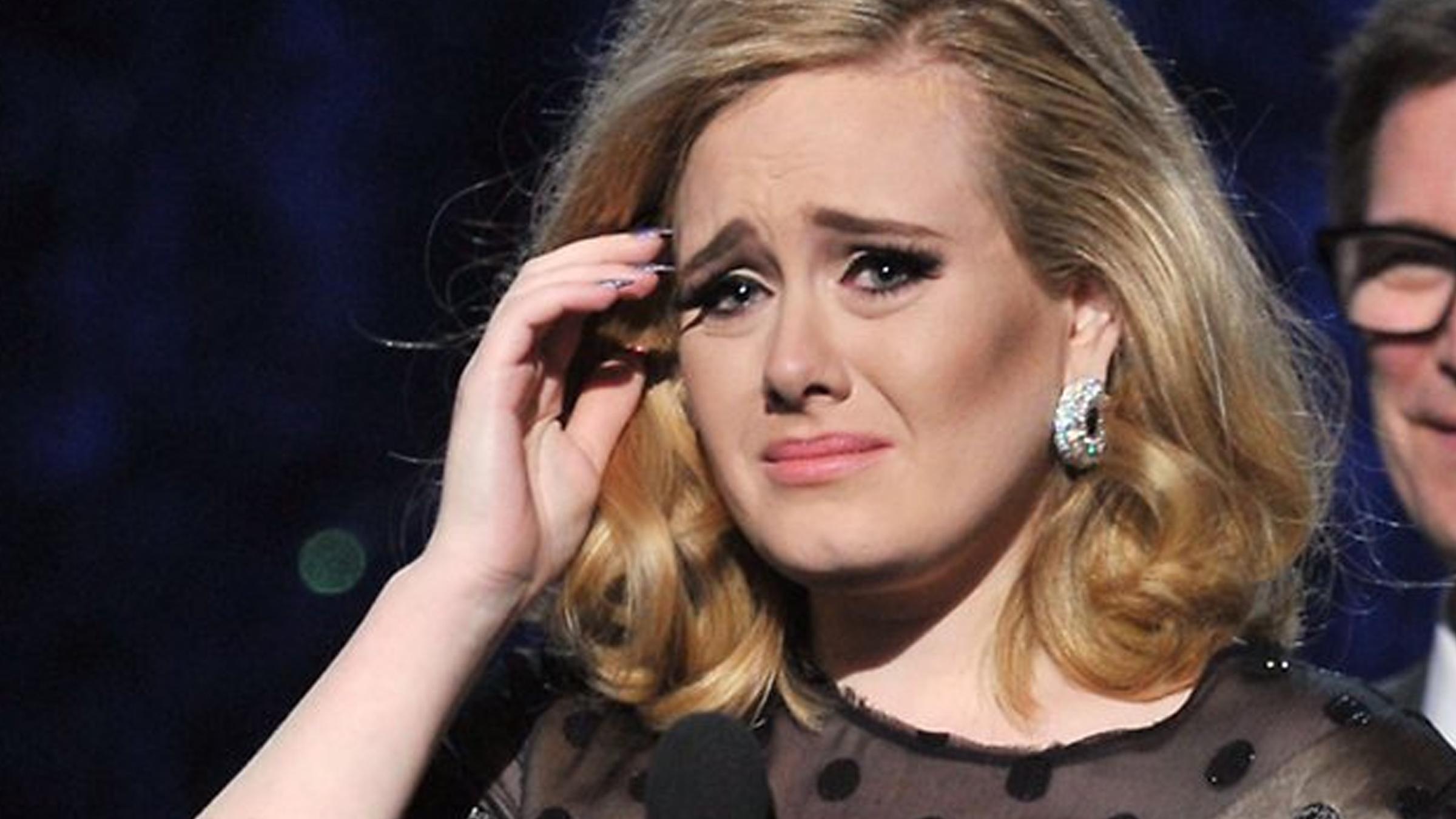 Adele brangelina teaser