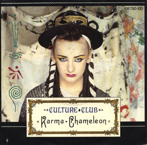 Culture club karma chameleon s