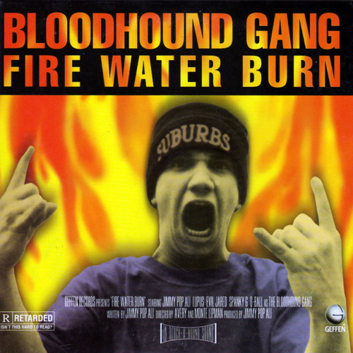 Firewaterburn blood