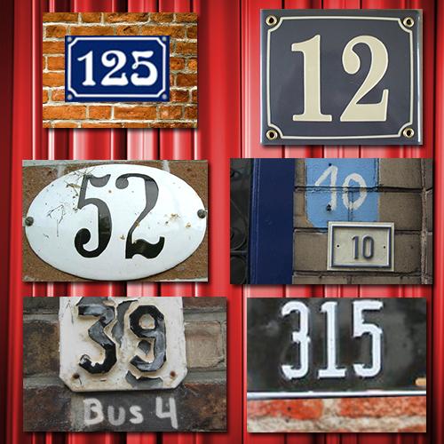 Beste huisnummer