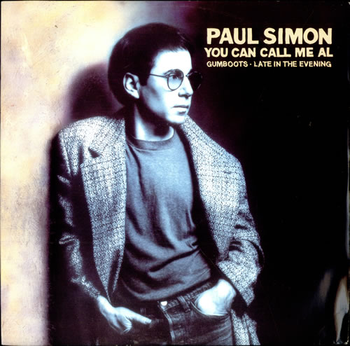 Paul simon you can call me a 92137