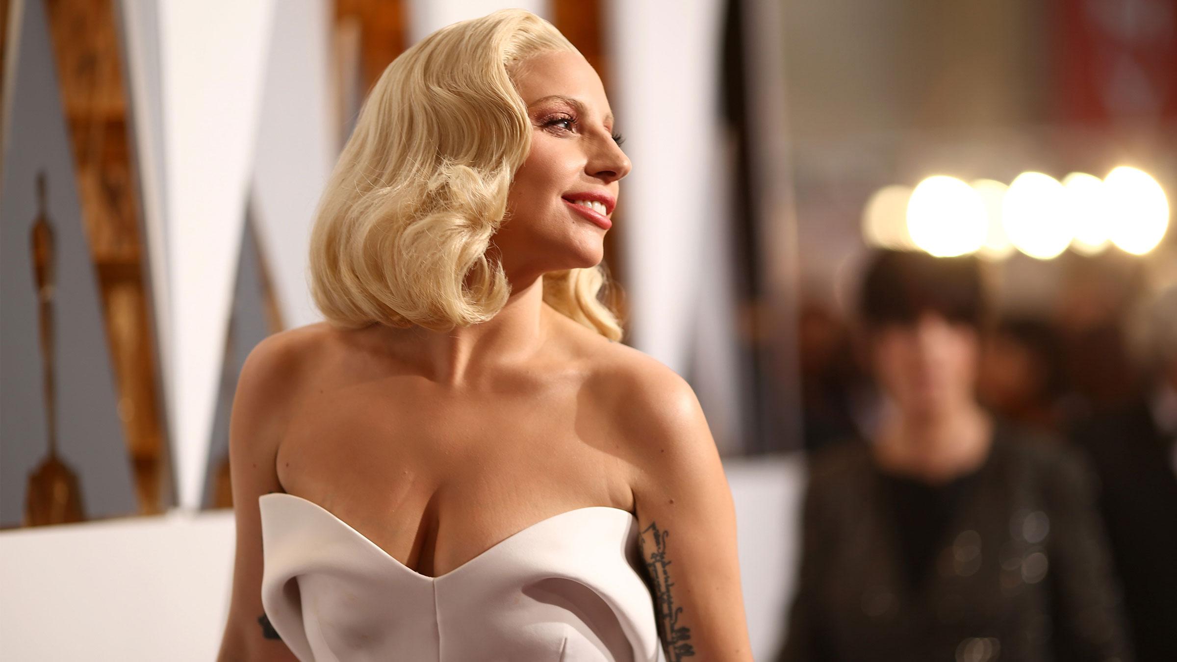Gaga tease