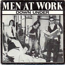 Men at work down under cbs s
