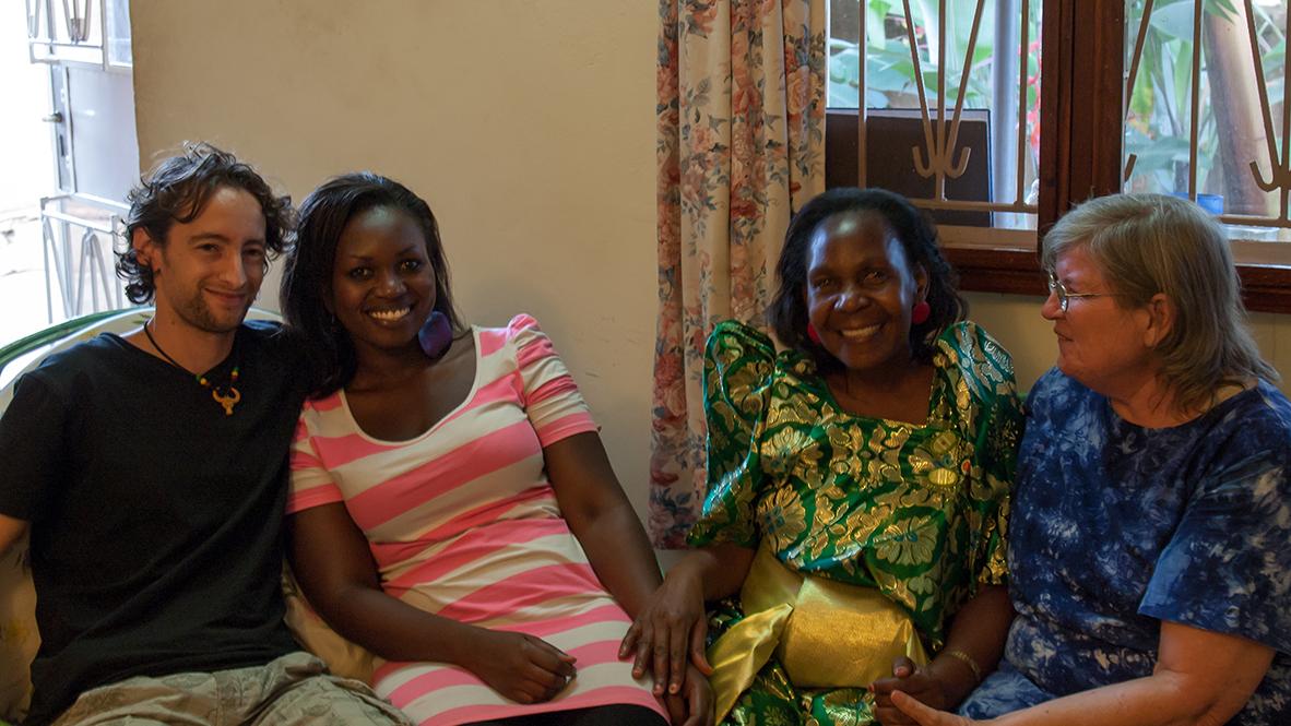 Sjoerd in uganda 2