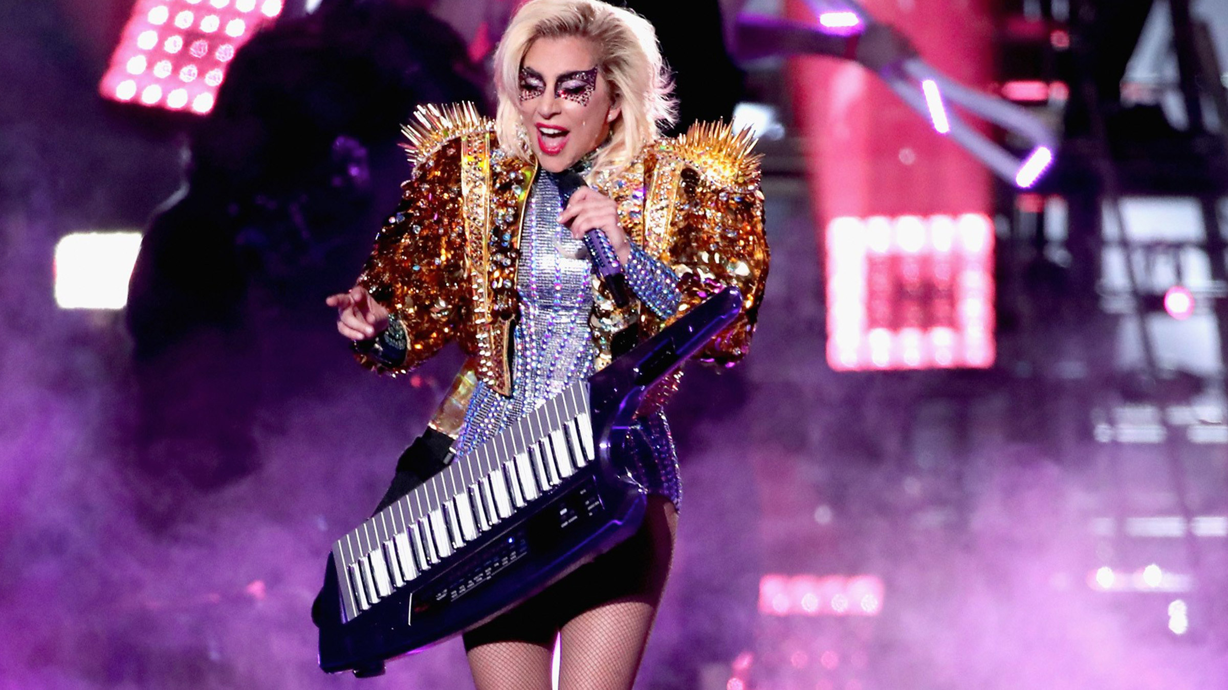 Gaga coachella teaser