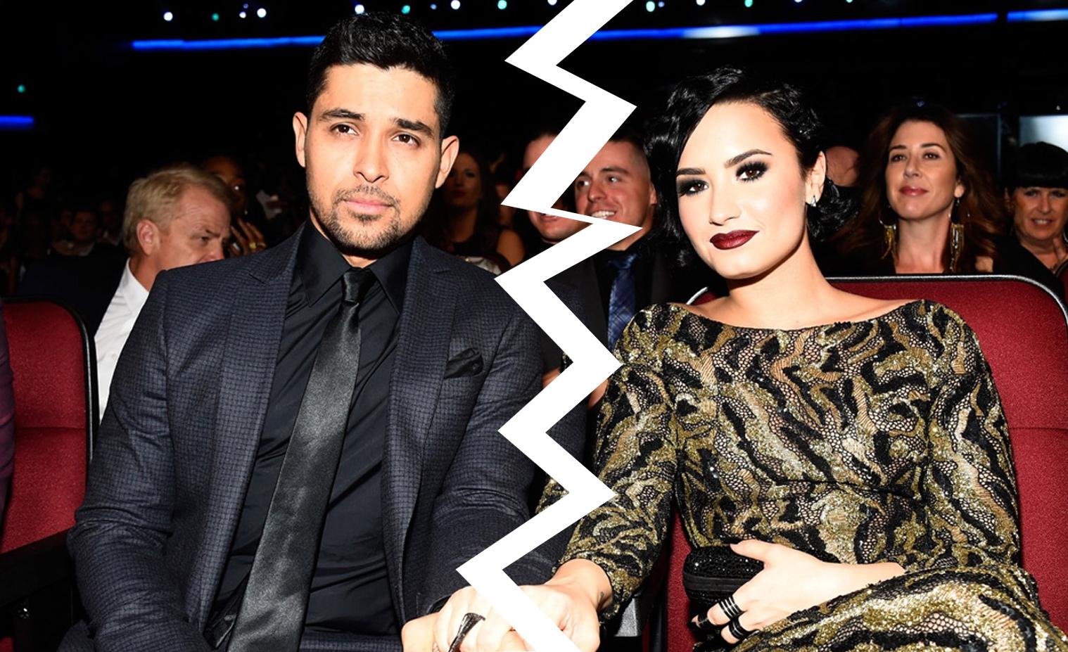Demi wilmer break up teaser