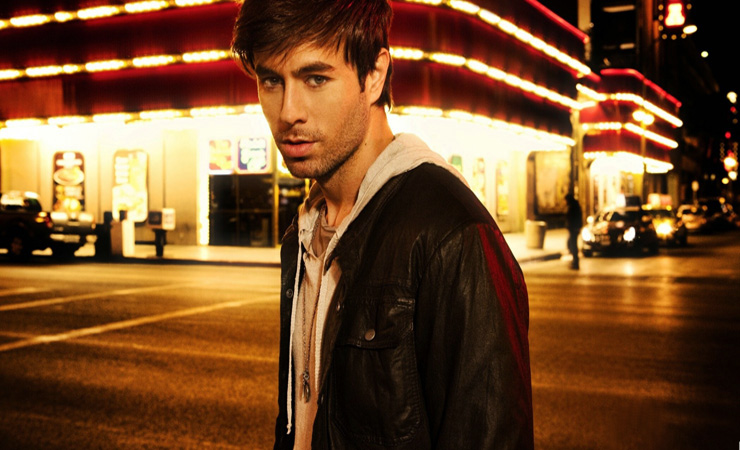 Enrique iglesias 2012 wallpaper 1600x900