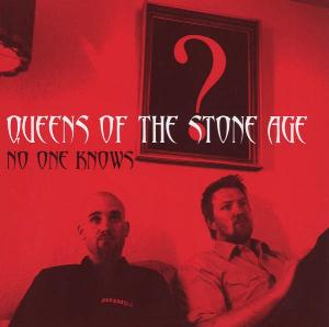Queens of the stone age   no one knows  german cd
