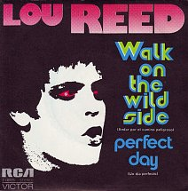 Lou reed walk on the wild side andar por el camino peligroso rca victor s