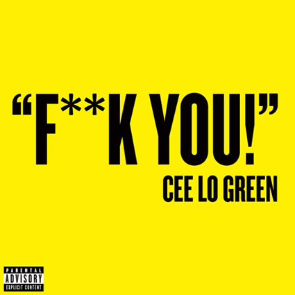 Fuck you cee lo single