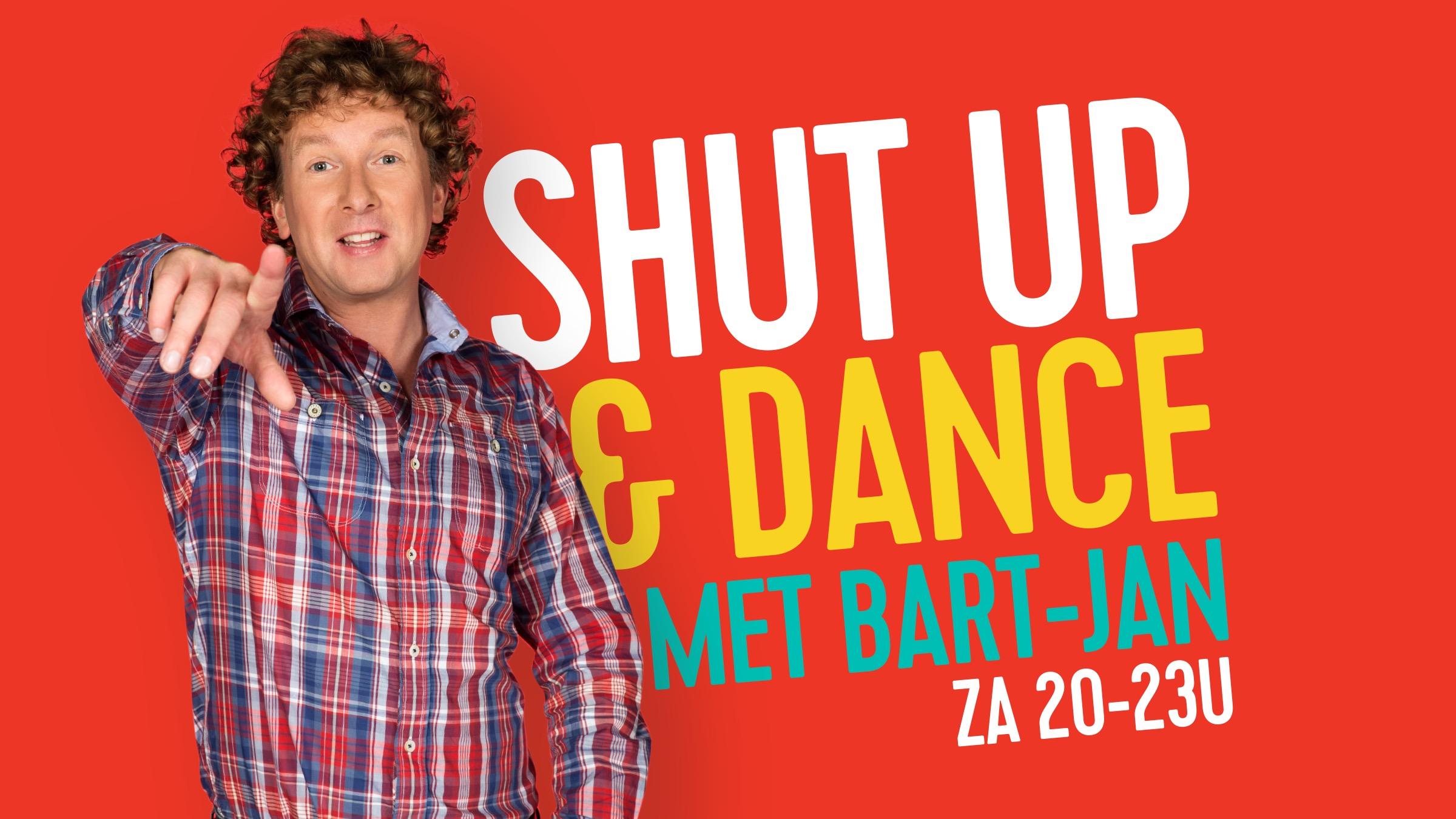 Q 16x9 shutupdance bartjan