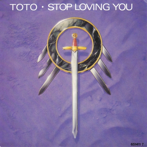 Toto stop loving you cbs
