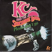 K c and the sunshine band please dont go t k records s