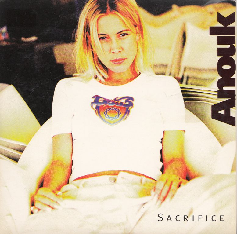 Anouk sacrifice album video version dino cs