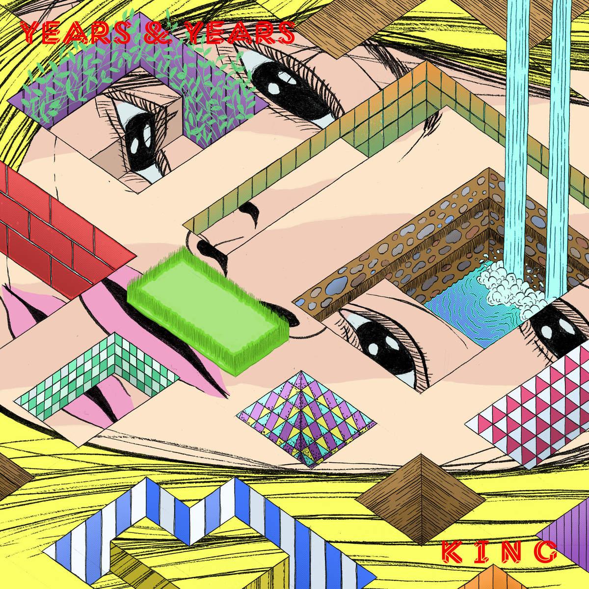 Years years king 2015 1200x1200