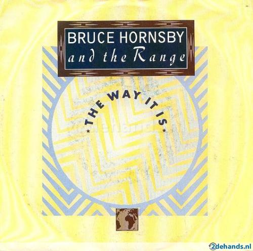 67433473 bruce hornsby and the range the way it is vinyl single