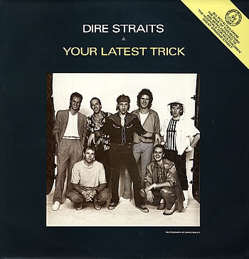 Dire straits your latest trick 33829