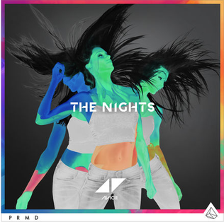 Avicii nights artwork