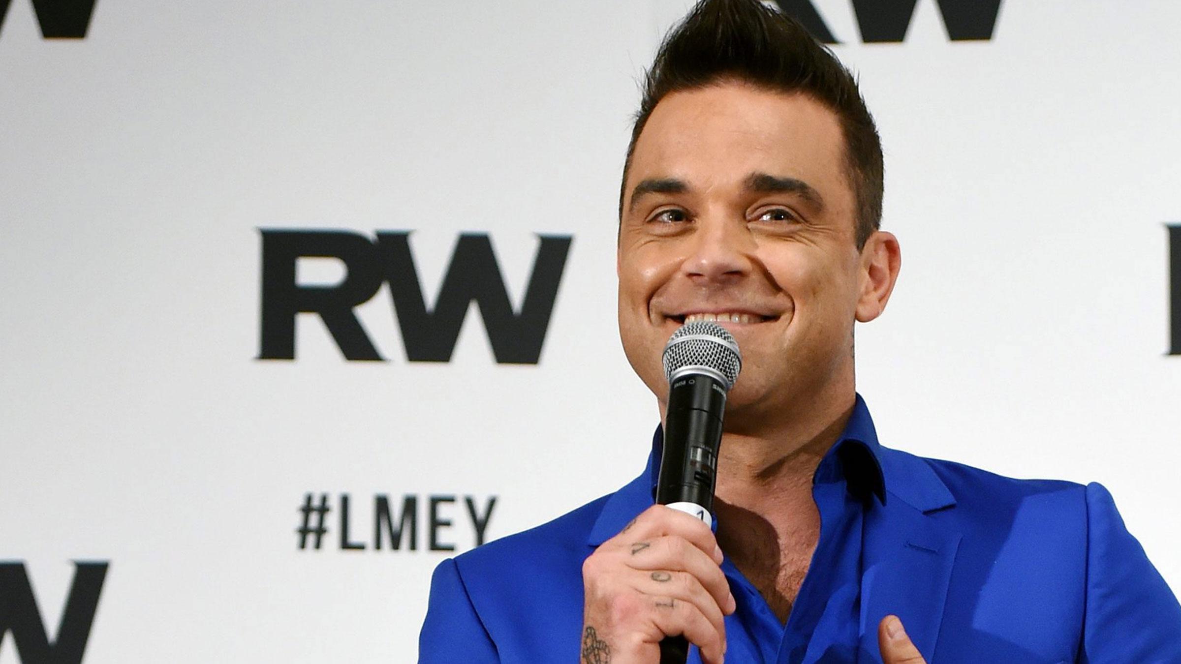 Robbie rappert teaser