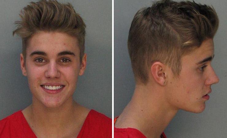 Biebermugshot