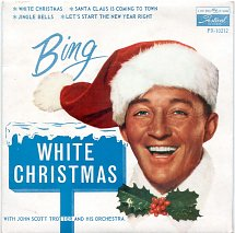 Bing crosby white christmas festival s