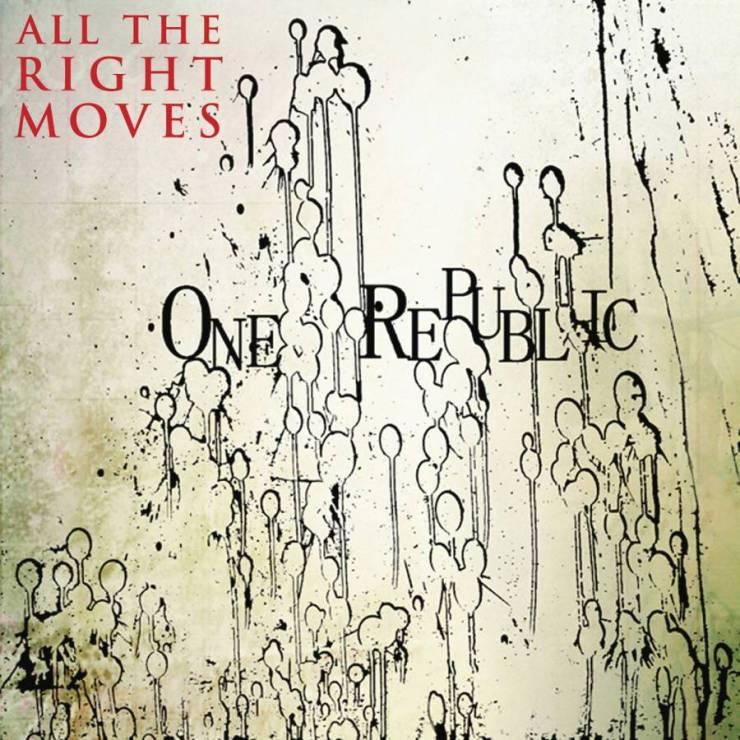 Onerepublic all the right moves