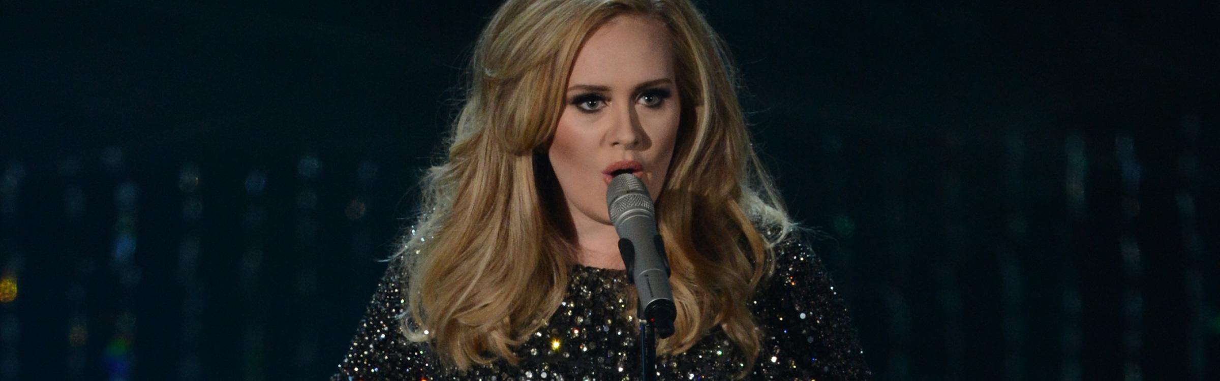 Adele header