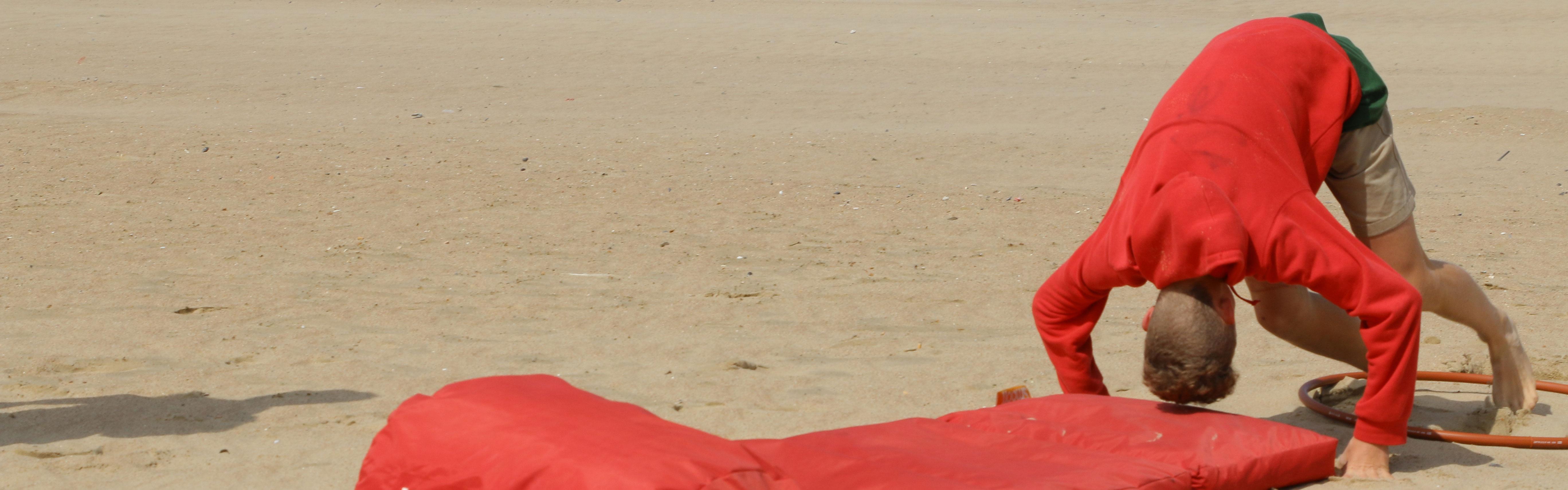 Strandspelenheader