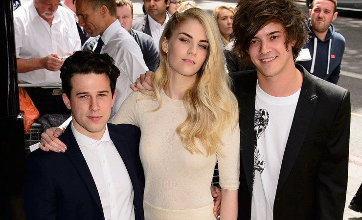 London grammar 01 afp
