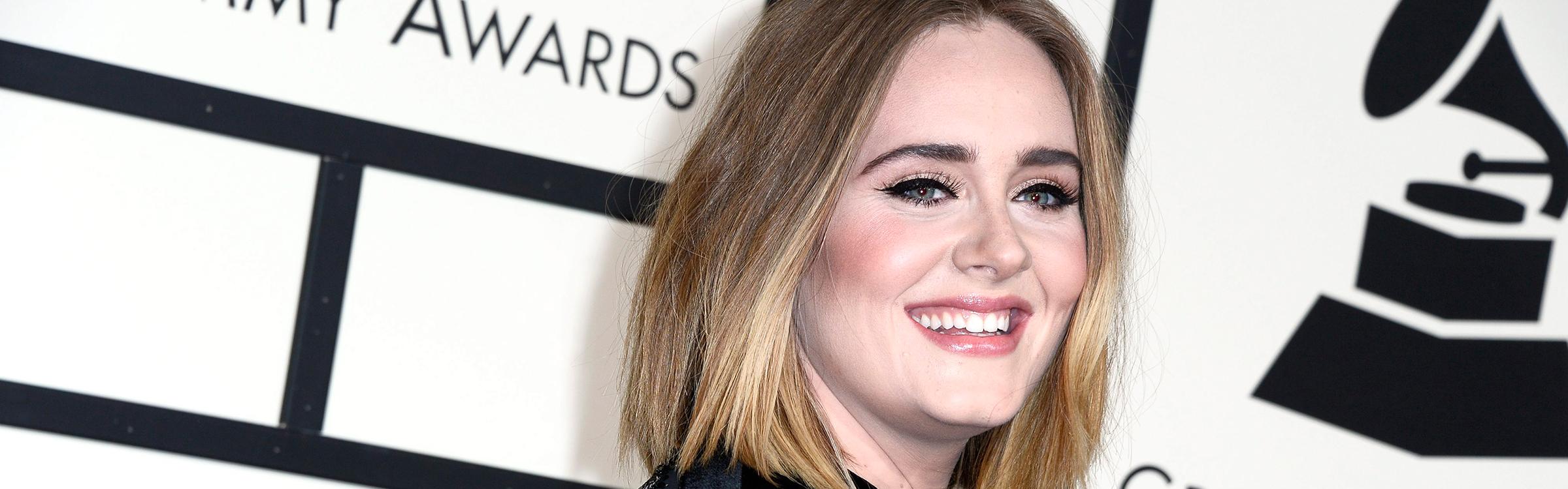 Adele hond header