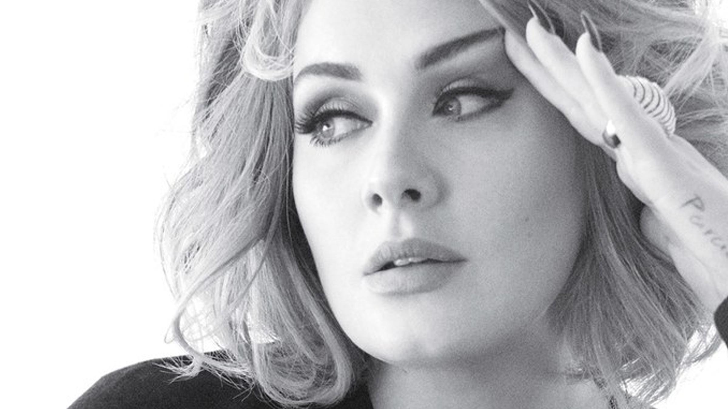 Adele depressie teaser