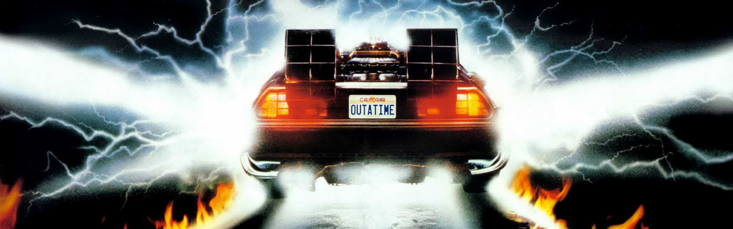 Back to the future deloreanheader