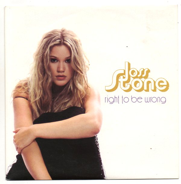 Joss stone right to be wrong relentless