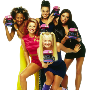 Spice girls spice girls 31845972 500 665