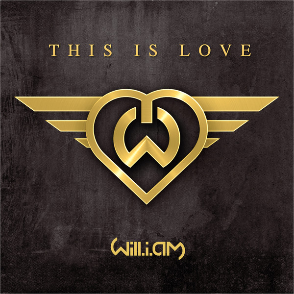 Will.i.am this is love feat. eva simons single