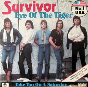 Survivor+eye+of+the+tiger
