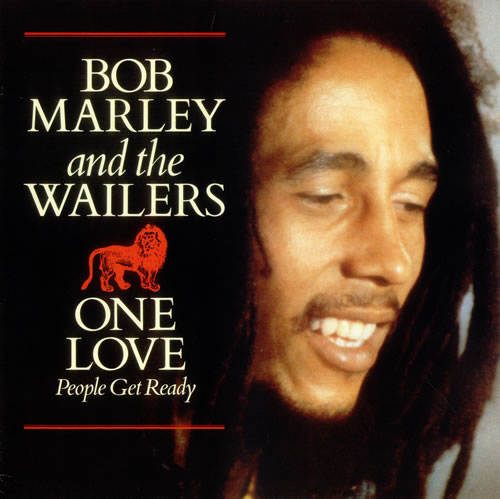 Bob marley one love 45334