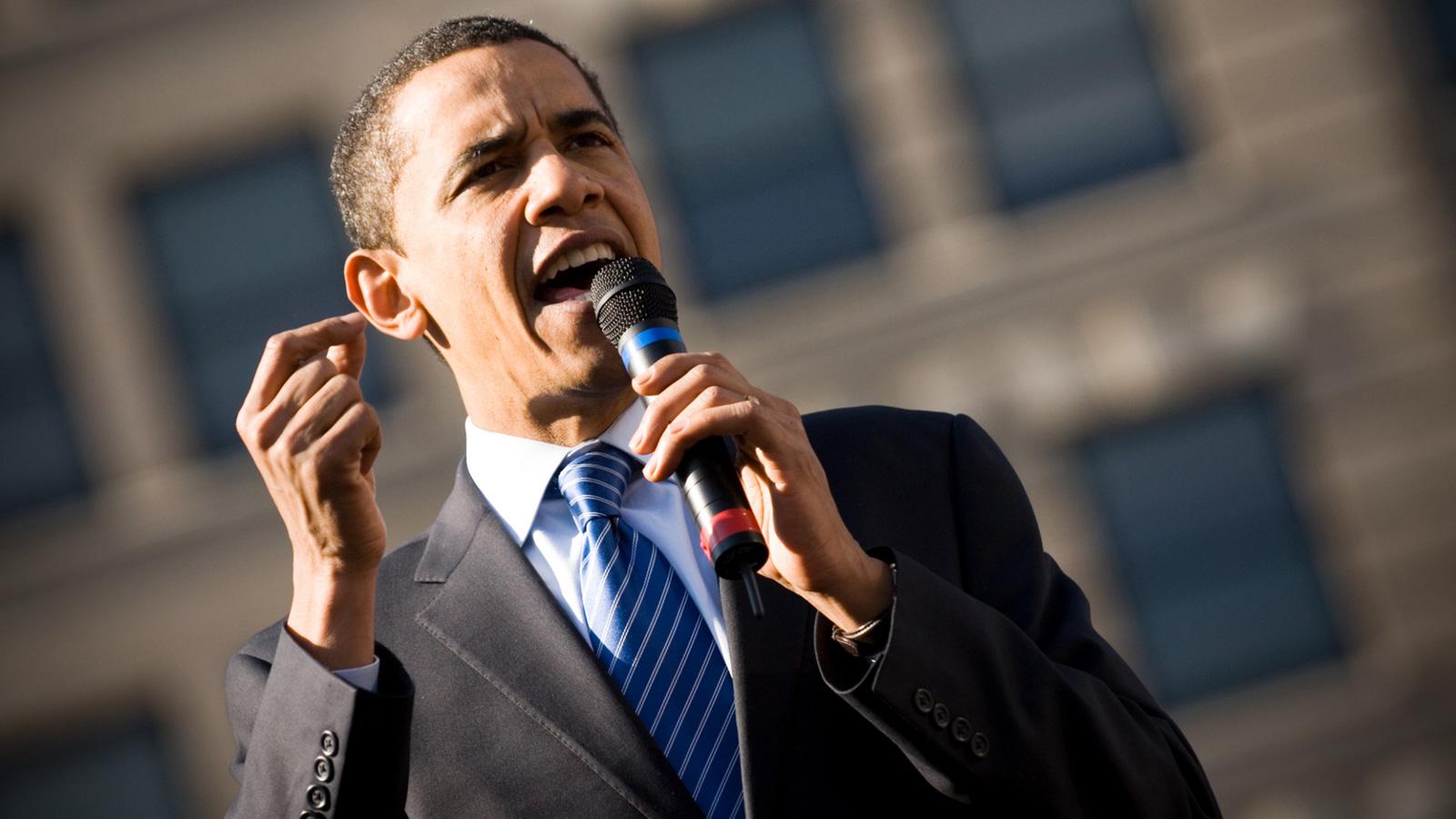 Obama leanon