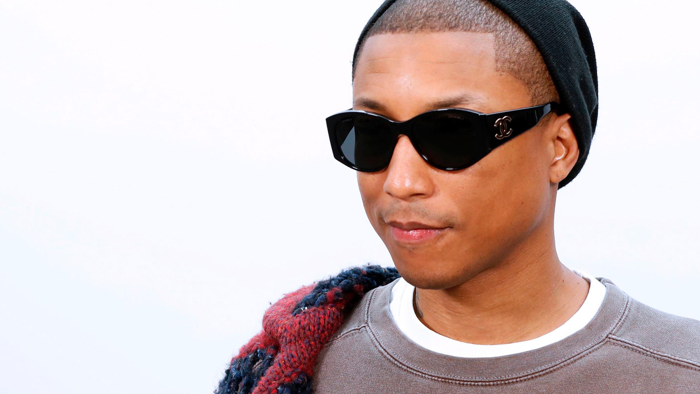 Pharrell musical teaser