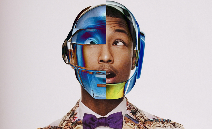 Pharrell williams daft punk