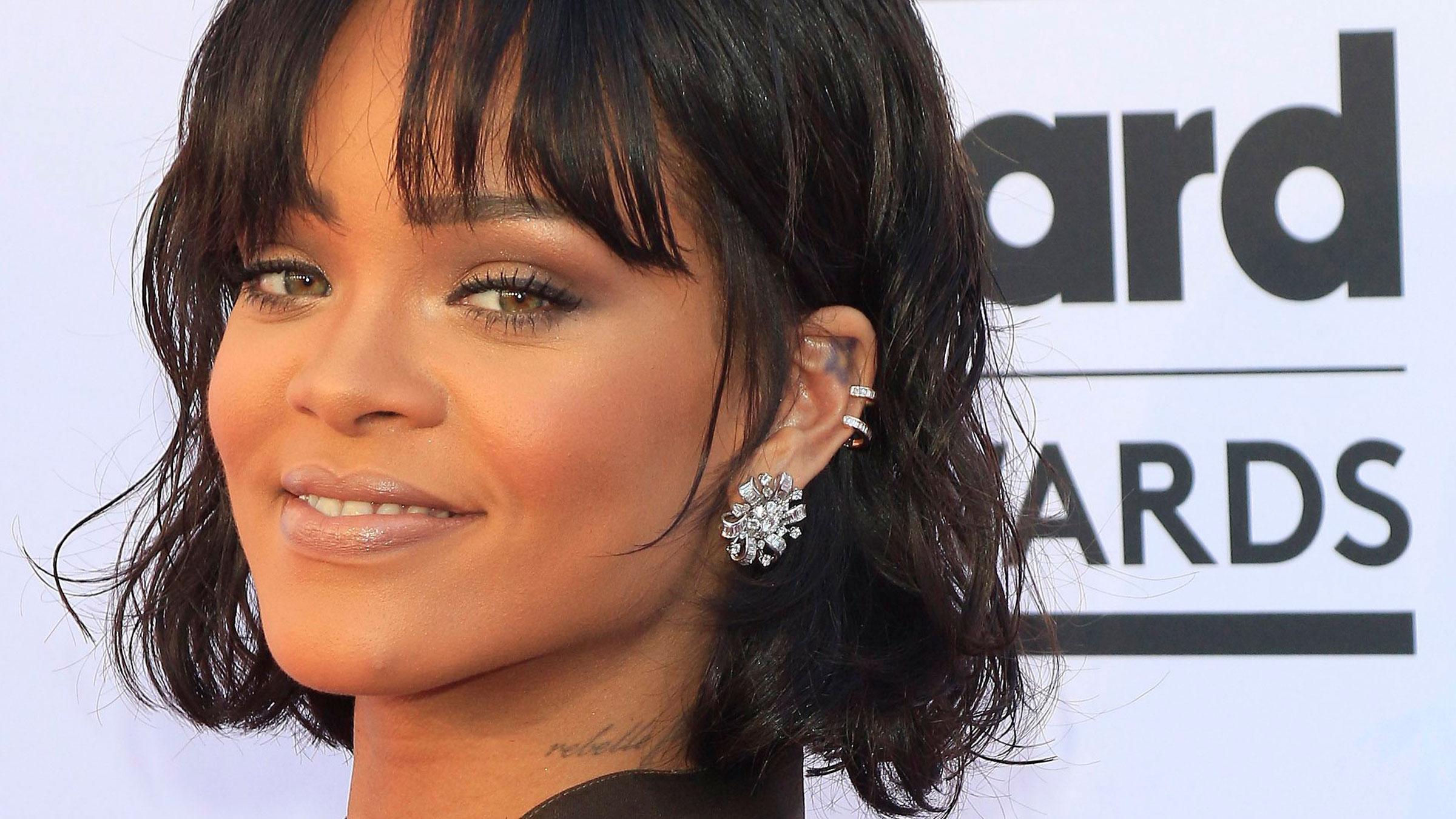 Rihanna teaser